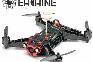 Обзор гоночного квадрокоптера Eachine Racer 250 FPV