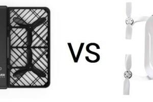 Zerotech Dobby против Hover Camera Passport: сравнение селфи дронов
