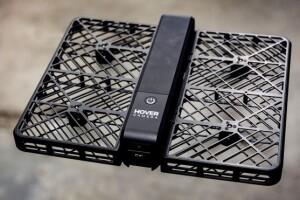 Портативный дрон для селфи Hover Camera Passport
