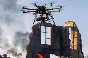 Обзор лучших и самых мощных больших квадрокоптеров (дронов). Цены и характеристики.