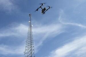 Huawei презентует беспроводную зарядку дрона