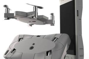 Selfly – самый необычный селфи-дрон