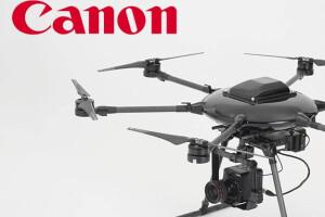 Canon выпускает первый дрон в своей истории
