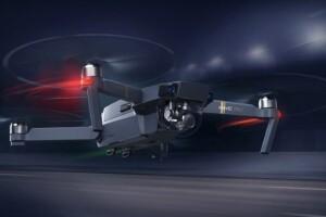 Обзор квадрокоптера DJI Mavic Pro