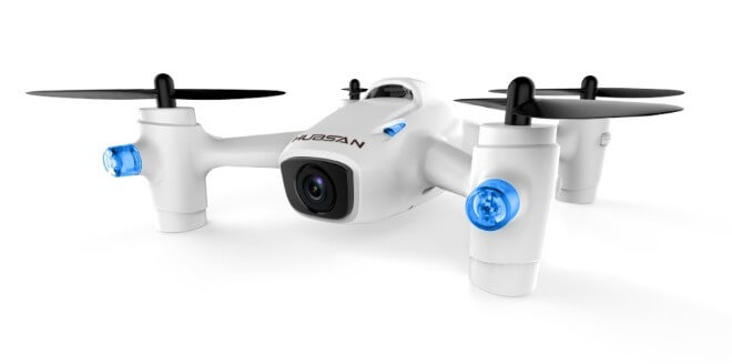 Hubsan-H107C camera plus