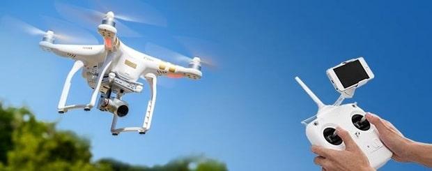 Квадрокоптер с камерой: follow me и другие функции для селфи