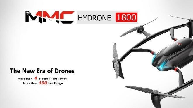 hydrogen HyDrone-1800