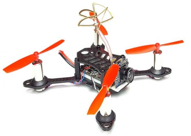 Квадрокоптер LT105
