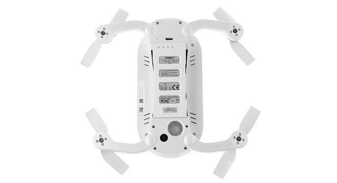 Dobby Drone в разложенном виде