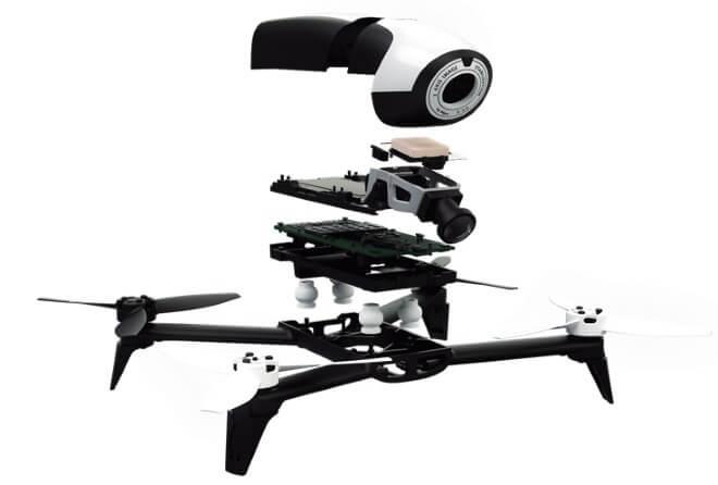 Parrot-Bebop-Drone-2-спецификация