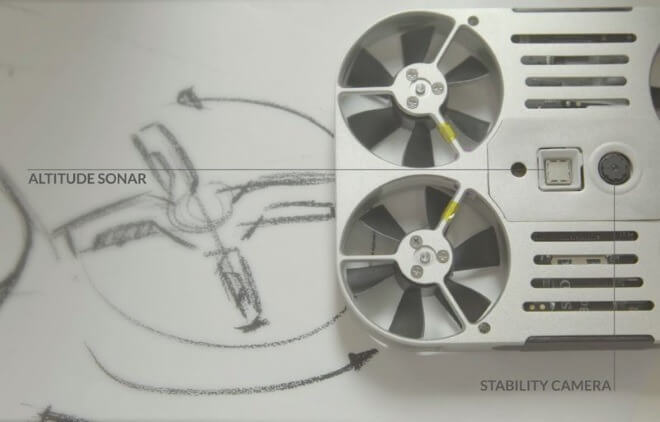Сенсоры Airselfie