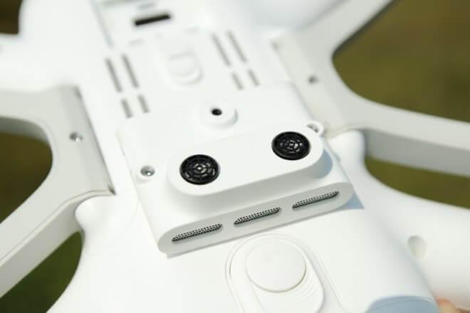 Оптический и ультразвуковой сенсор Xiaomi Mi