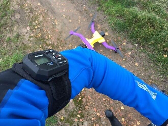экшн дрон airdog