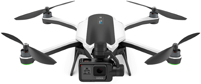 Квадрокоптер от GoPro