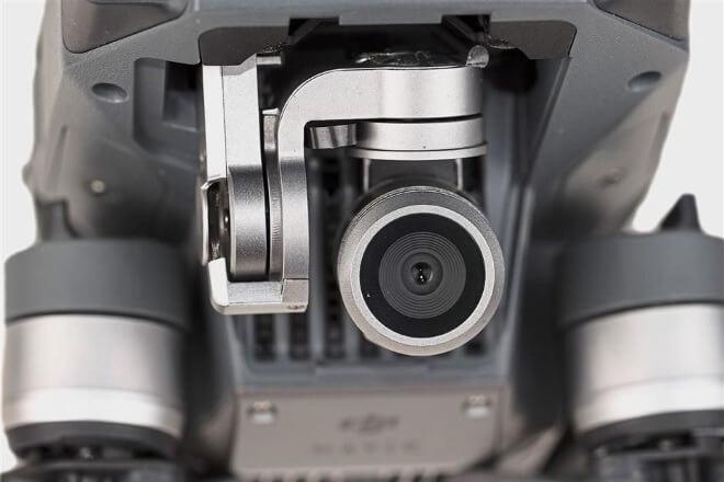 mavic camera