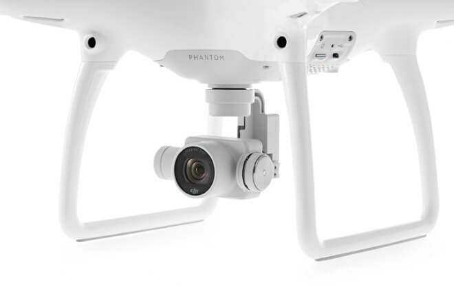 камера фантома 4