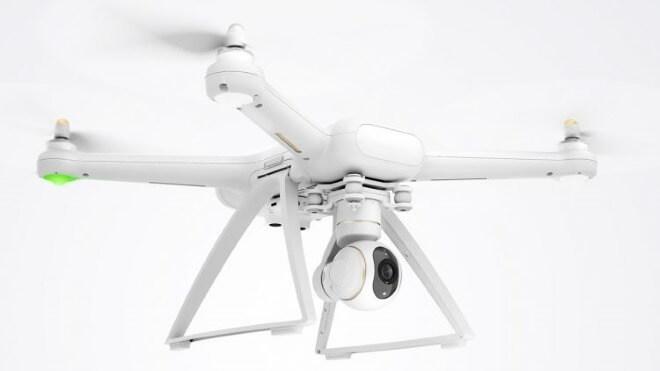 Обзор квадрокоптера Хiaomi MI Drone