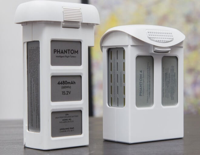 battery phantom