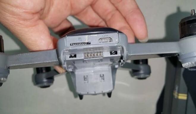 DJI-Spark USB