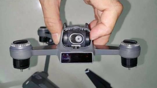 Камера и ИК сенсор