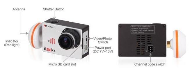 Камера ilook+