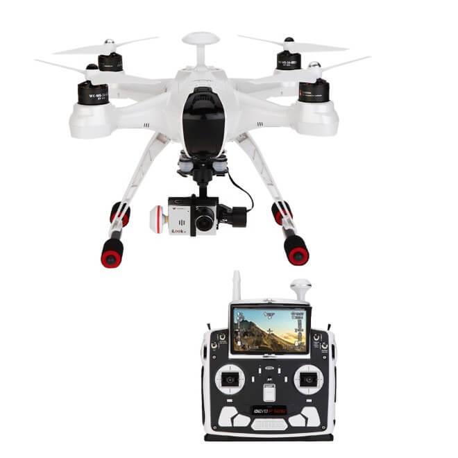 Квадрокоптер с камерой Walkera QR X350 PREMIUM