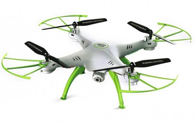 Квадрокоптер syma-x5hw