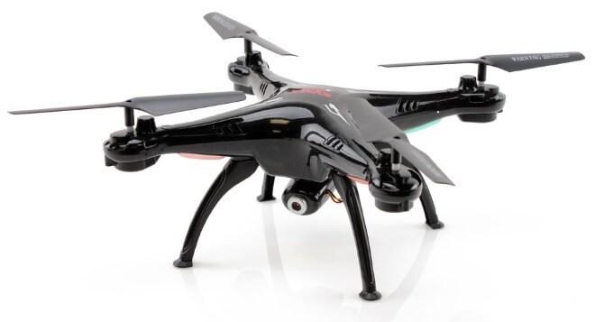 Квадрокоптер syma_X5SC