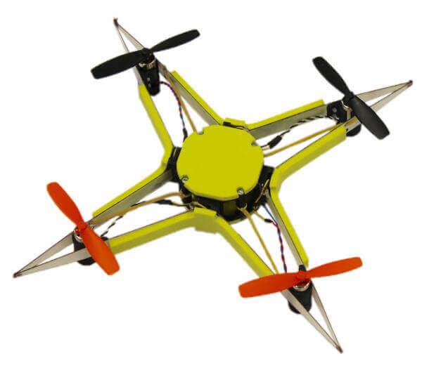 Неубиваемый дрон