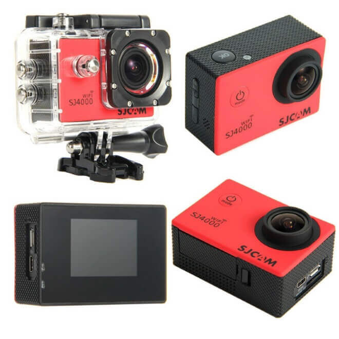камера SJ4000 WIFI