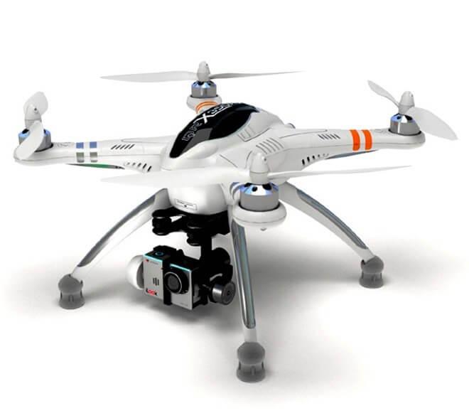 qr x350 pro fpv