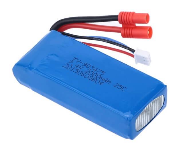 Syma X8W аккумулятор