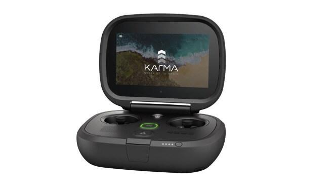 karma drone controller