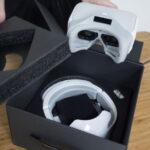 DJI-Goggles внутри коробки