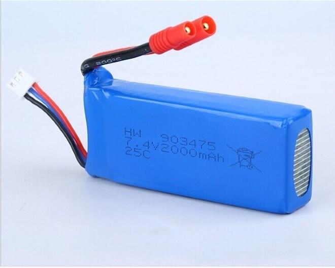 Syma-X8HG аккумулятор