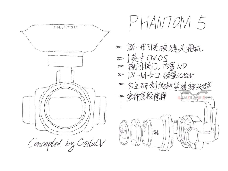 Photo Phantom 5