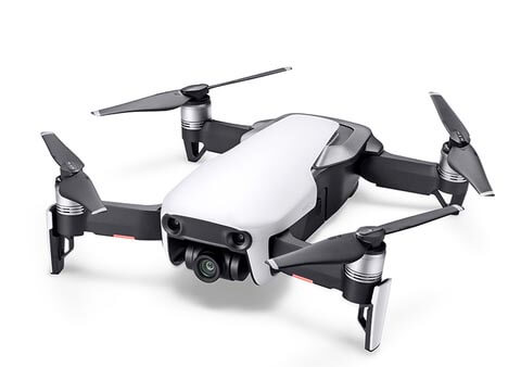 White Mavic Air