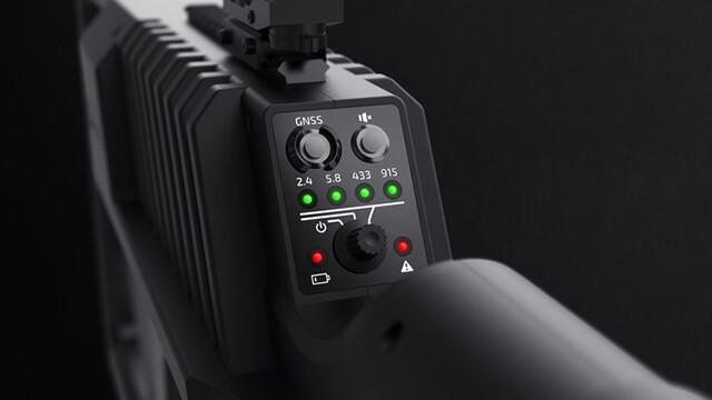 DroneGun Tactical - новая линейка оружия для борьбы с дронами