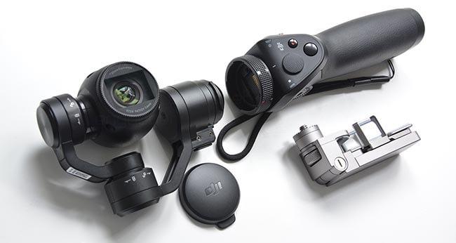 DJI Osmo - компактная камера со стабилизатором, которая стоит потраченных денег