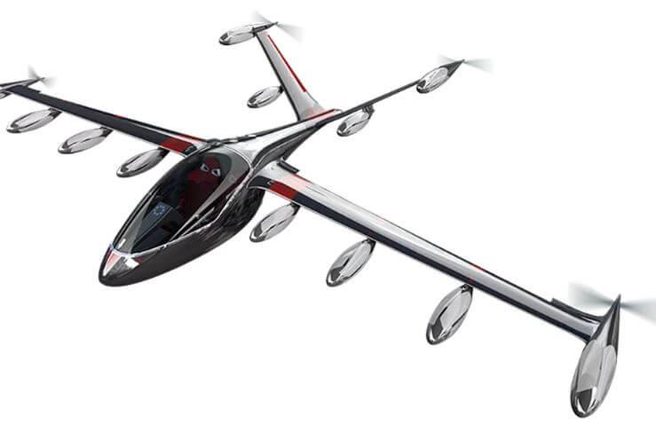Стартап с секретной моделью аэро-такси Joby Aviation привлек 100 млн долларов