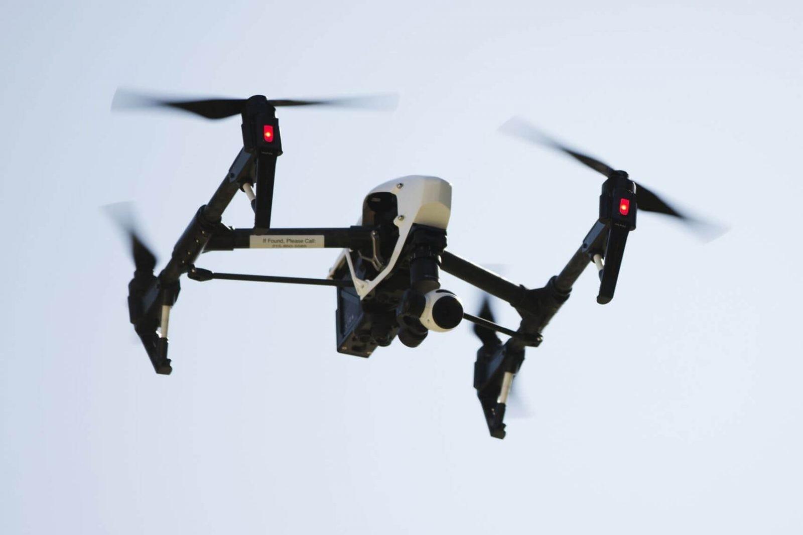 Первое авиационное крушение по вине дрона?