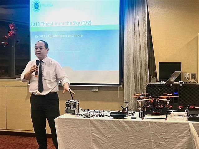 """На малайзийском новостном ресурсе """"The Star Online"""" вышло развёрнутое обоснование опасности дронов"""