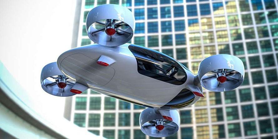 Facebook и Uber ожидают лицензию на испытания дронов в Кении