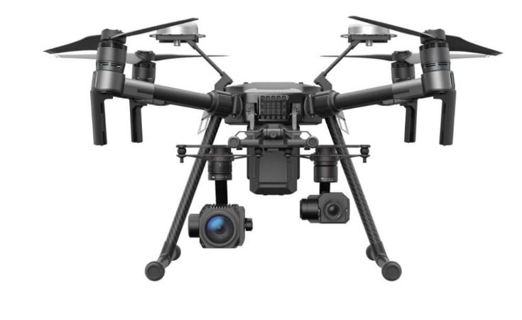 Skycatch и DJI объявили о соглашении на поставку 1000 промышленных дронов для Komatsu