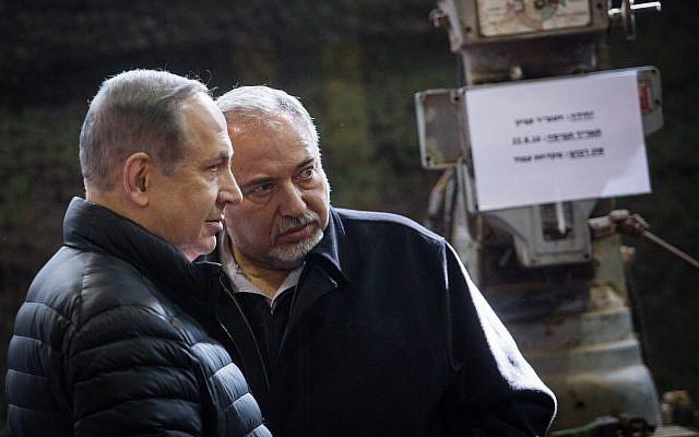 Министр обороны Израиля - Авигдор Либерман о смерти журналиста