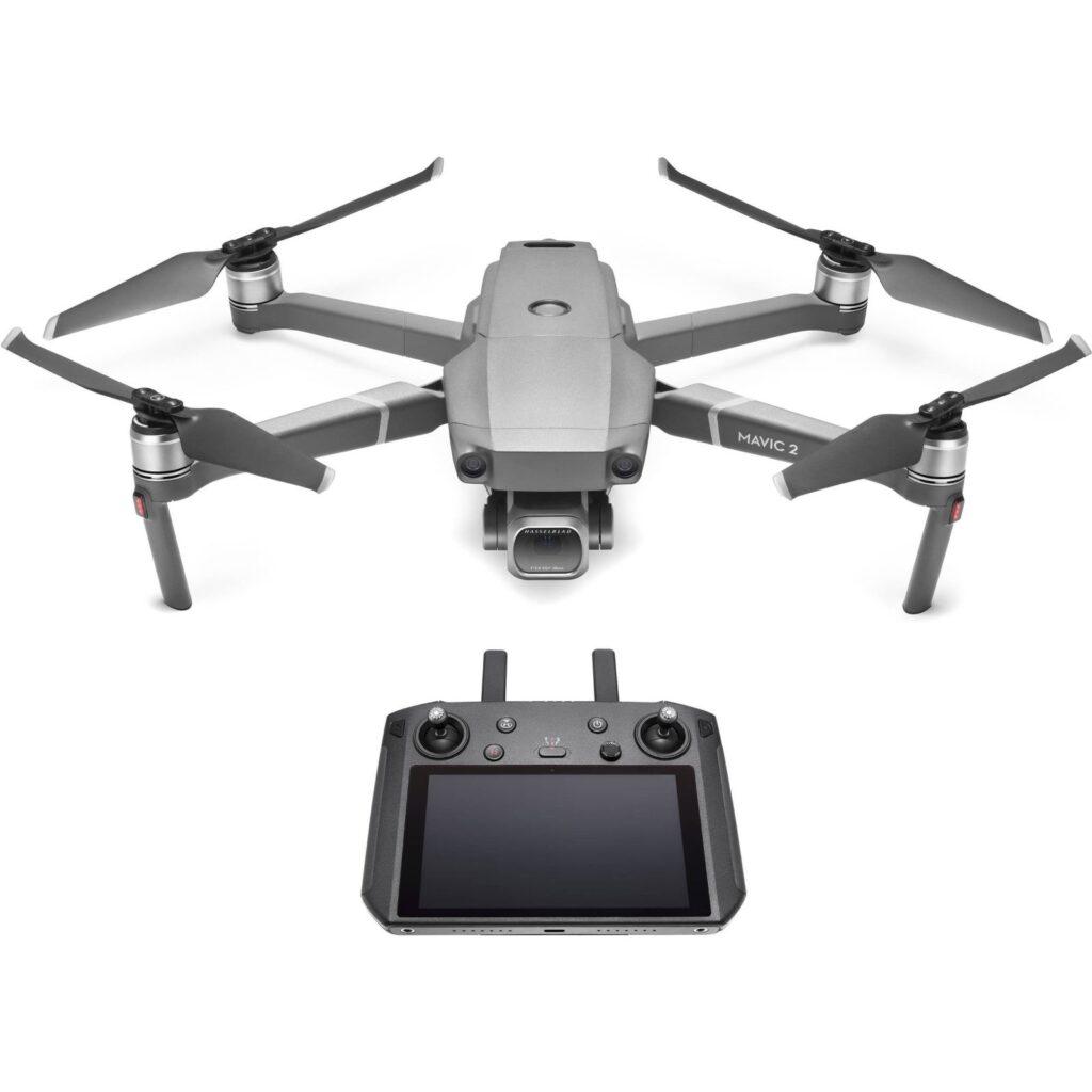 Квадрокоптер DJI Mavic 2 Pro и пульт управления
