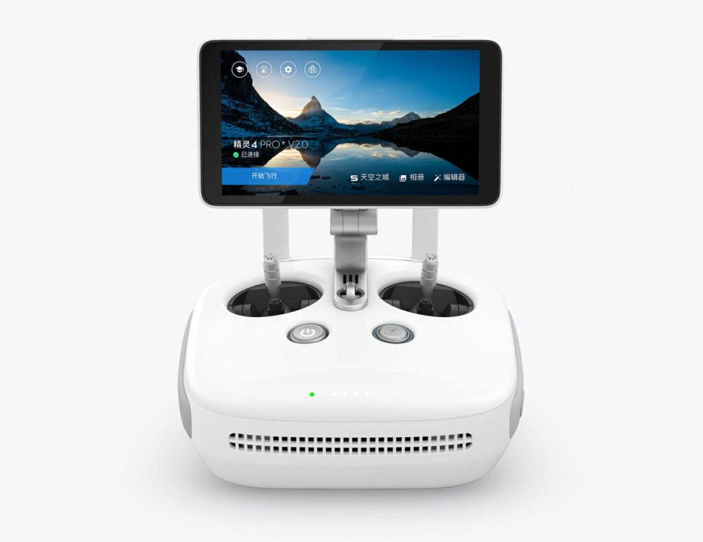 Пульт управления дроном DJI Phantom 4 Pro V.2.0