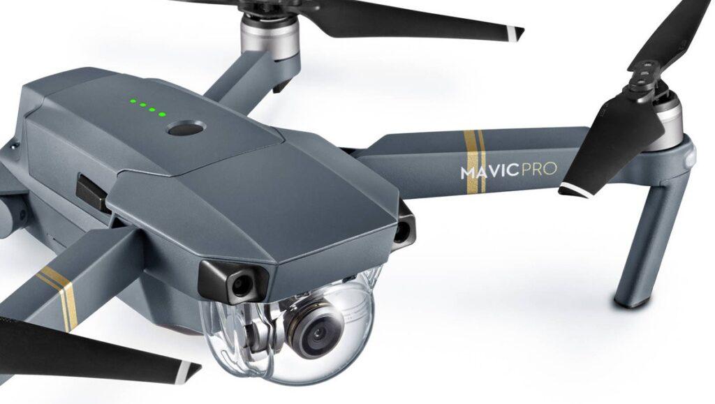 Квадрокоптер с камерой DJI Mavic Pro 2