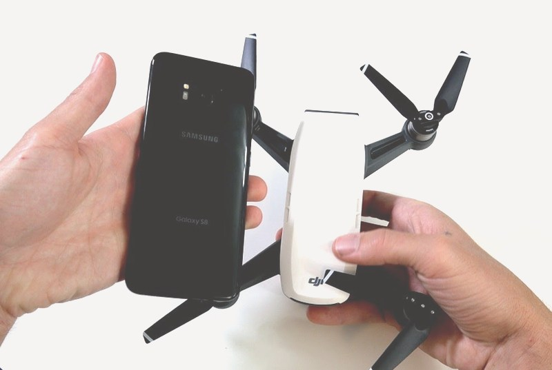 Бытовые дроны
