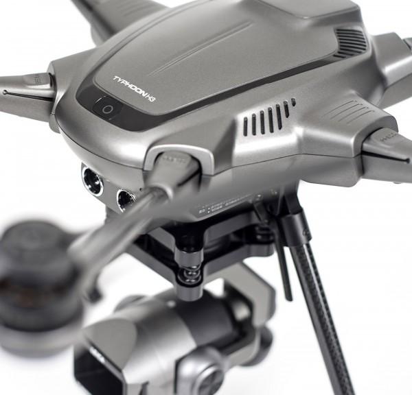 Походное состояние дрона
